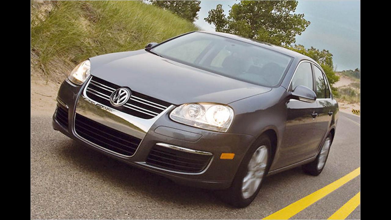 2009: VW Jetta TDI Clean Diesel (zurückgezogen)