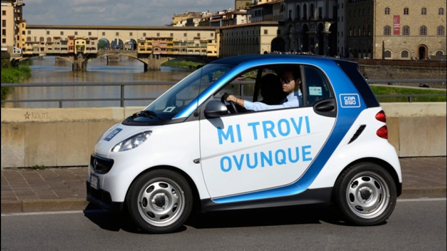 car2go mette il turbo