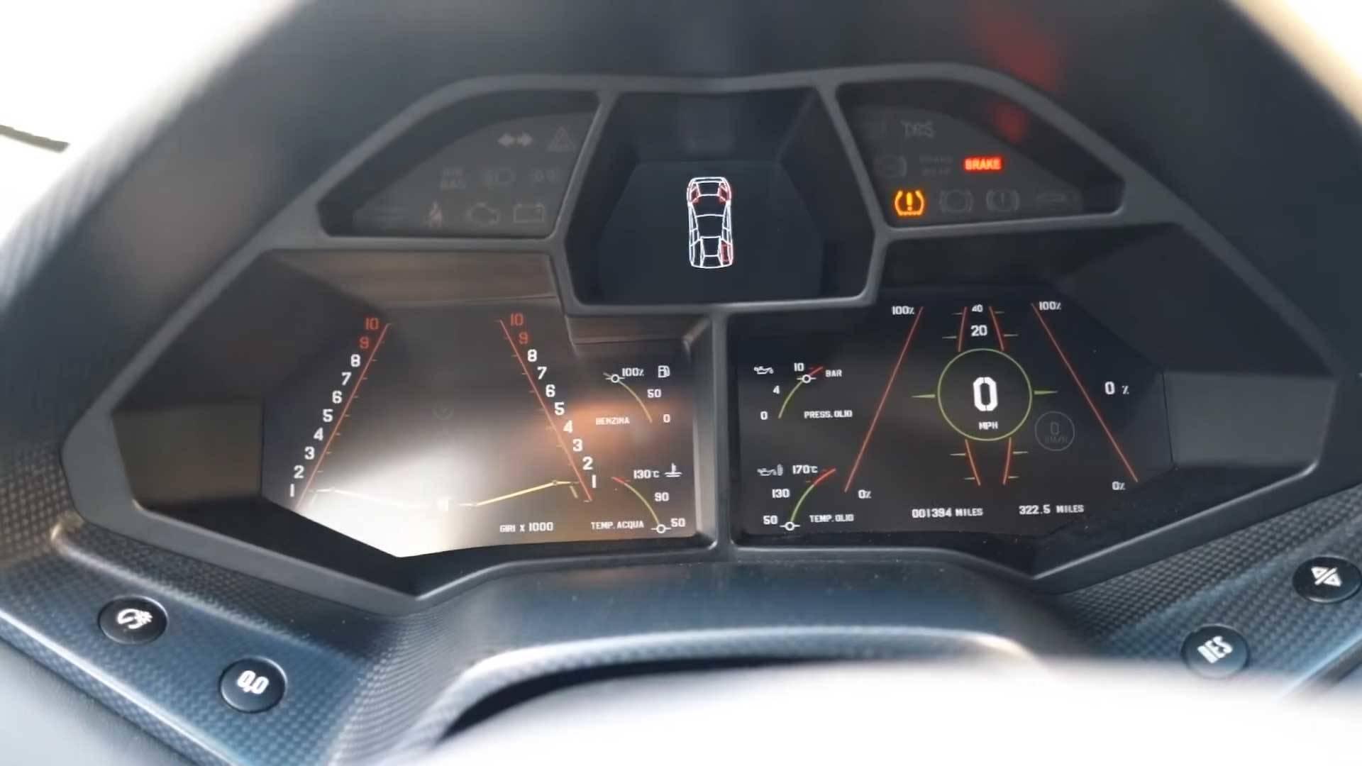 See The Lamborghini Reventon Up Close In This Video Tour