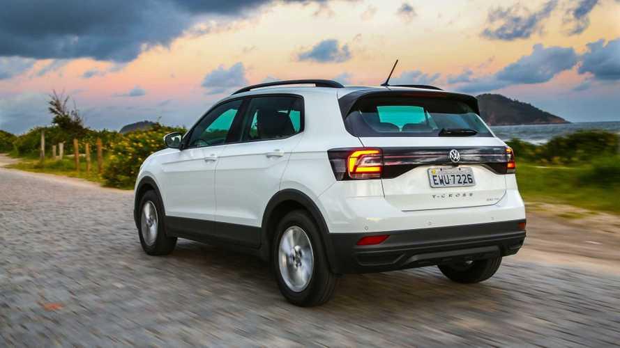 Carros mais vendidos: Argo em 4º e T-Cross subindo na 1ª quinzena de junho
