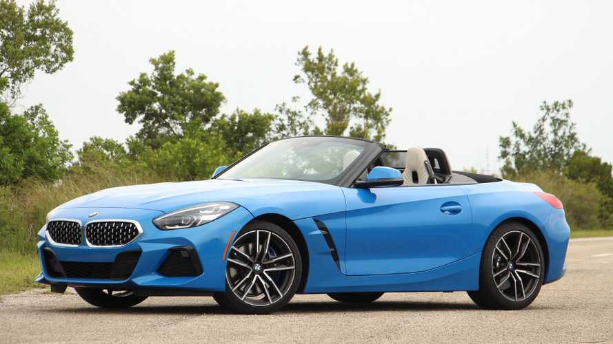 2019 BMW Z4 sDrive30i: Review