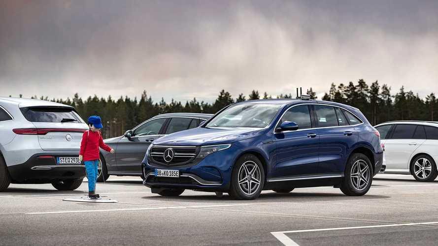 Mercedes-Benz lance un rappel de l'EQC
