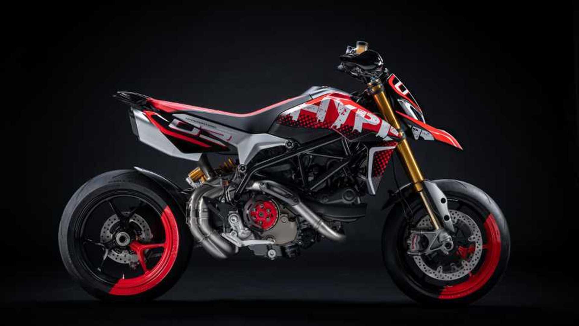 Ducati Hypermotard Concept Wins Best In Class
