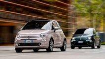 2019 Fiat 500 Rockstar und Fiat 500 Star