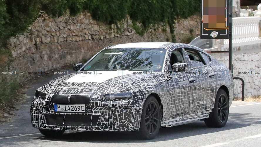 Voici l'i4, la berline 100 % électrique de BMW