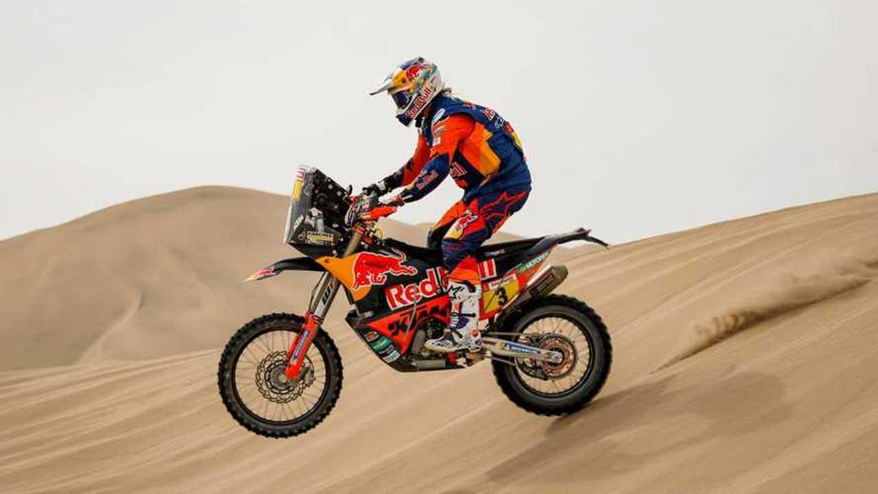 Dakar heading to Saudi Arabia for 2020