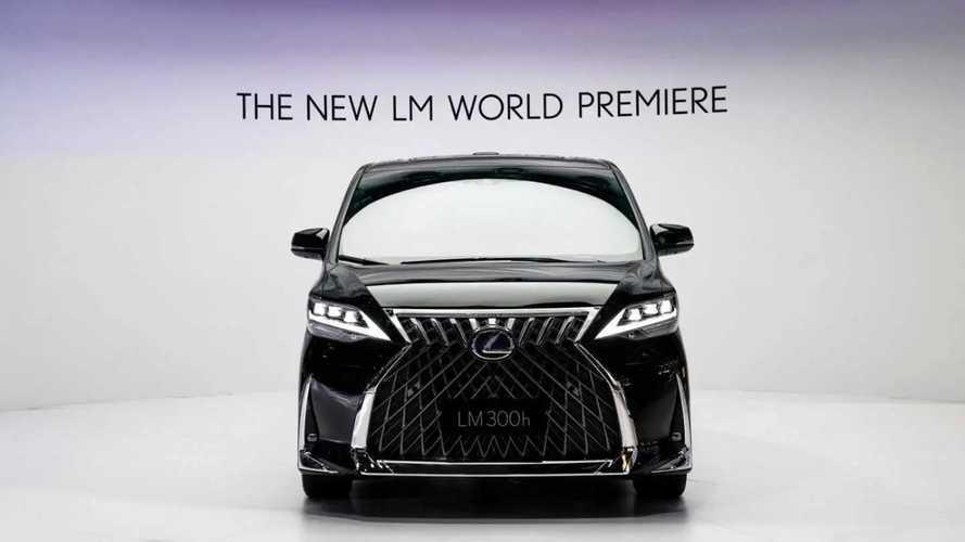 2019 Lexus LM