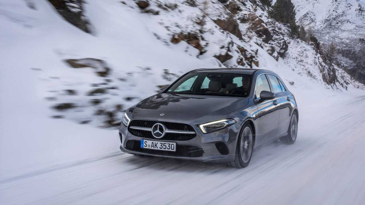 Mercedes-Benz A 250 4MATIC (ICE)