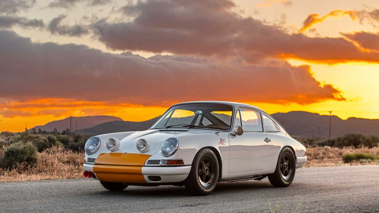 Emory Motorsports is excited to unveil its first-ever fully custom 911: the Emory Outlaw 911K