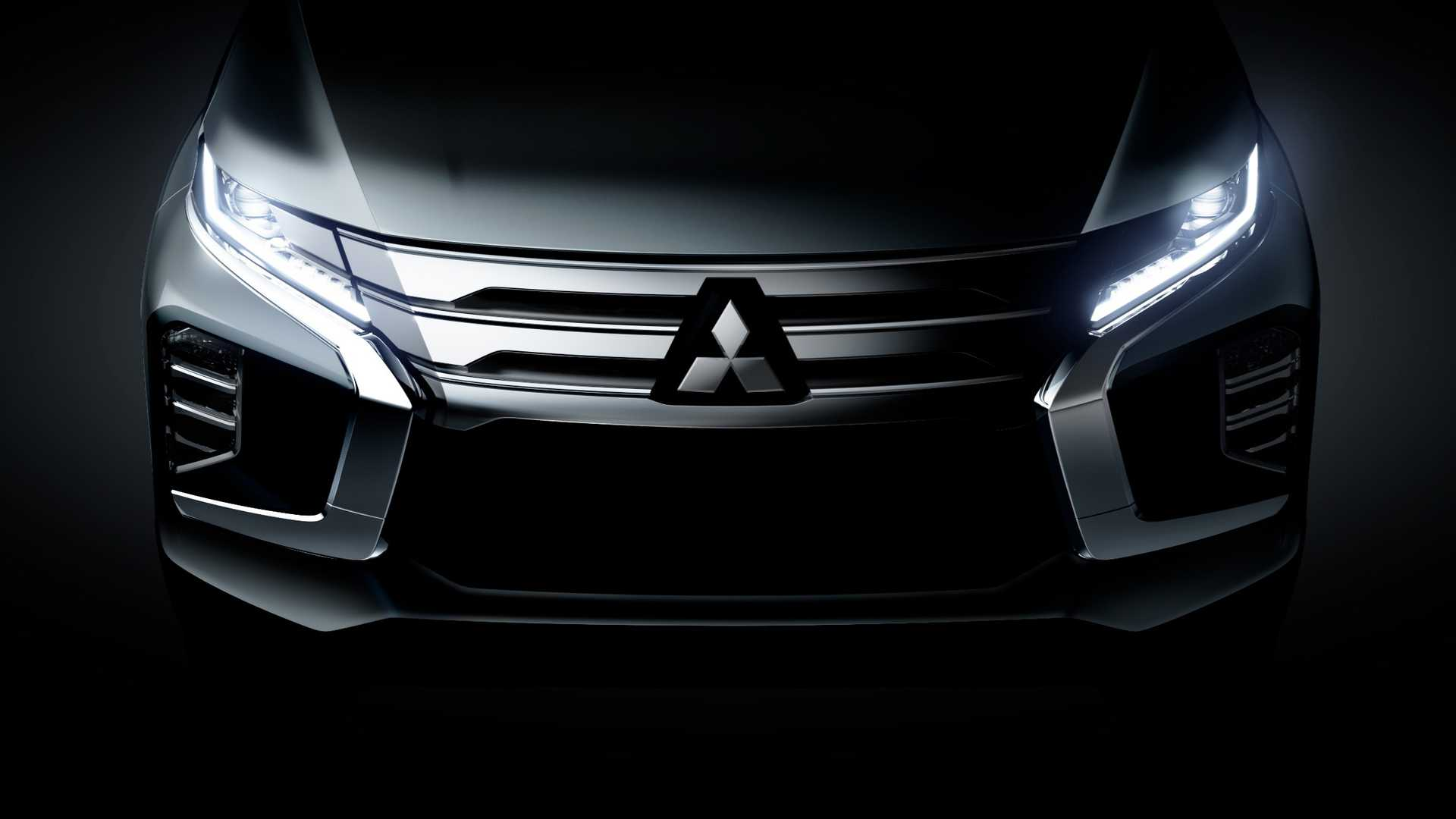 2019 Mitsubishi Montero Sport USA Release Date, Specs, Price >> 2020 Mitsubishi Pajero Sport Teased Ahead Of July 25 Debut