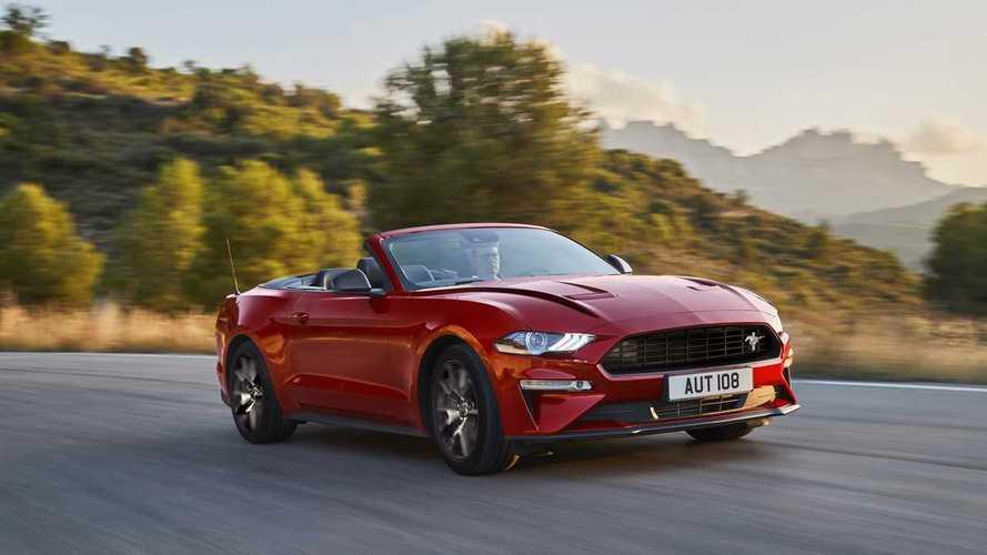 Ford Mustang'e Avrupa'ya özel paket: Mustang55