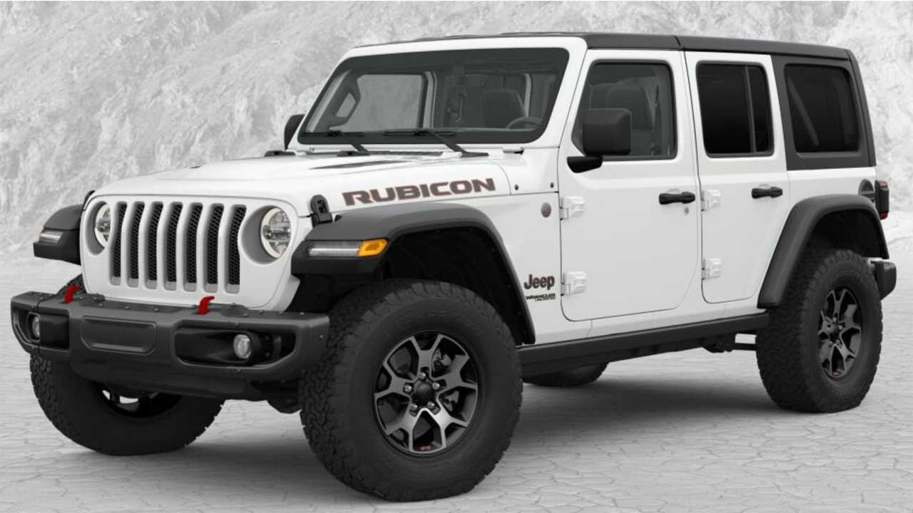 John Neff's Unlimited Rubicon - $52,115