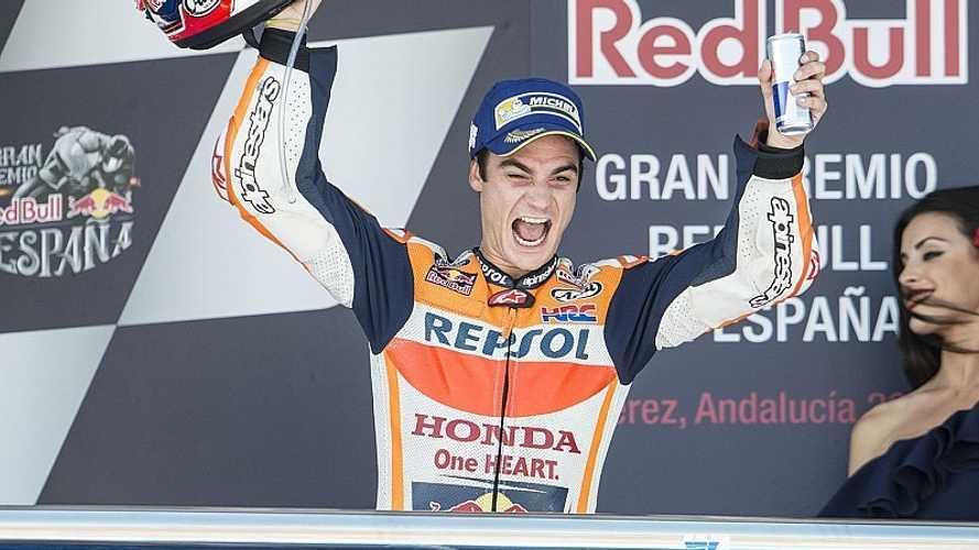 Los horarios del GP de España de MotoGP, con homenaje a Pedrosa
