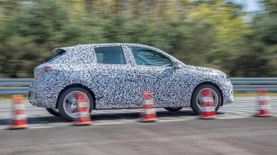 Opel Corsa 2020 (camuflado)