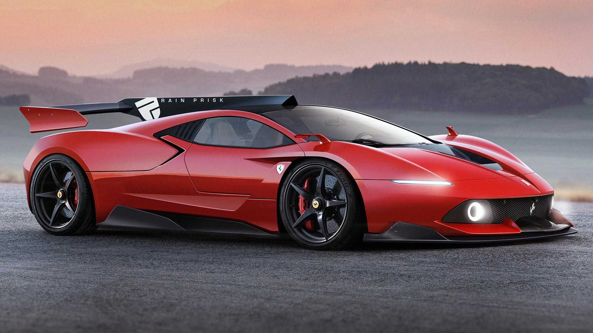 LaFerrari Successor Rendering Isn\u0027t Real, But It Is Stunning