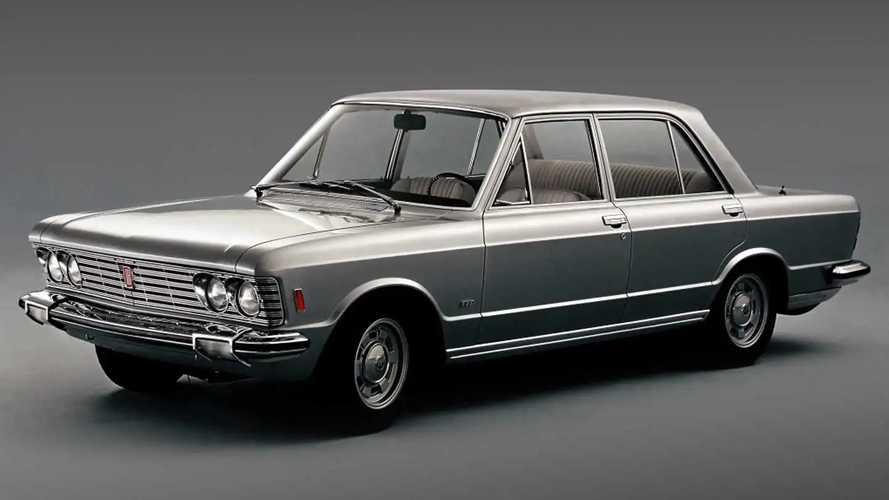 Fiat 130, la storia