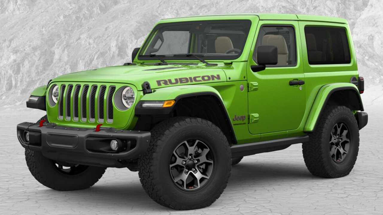 Chris Bruce's Wrangler Rubicon - $53,275
