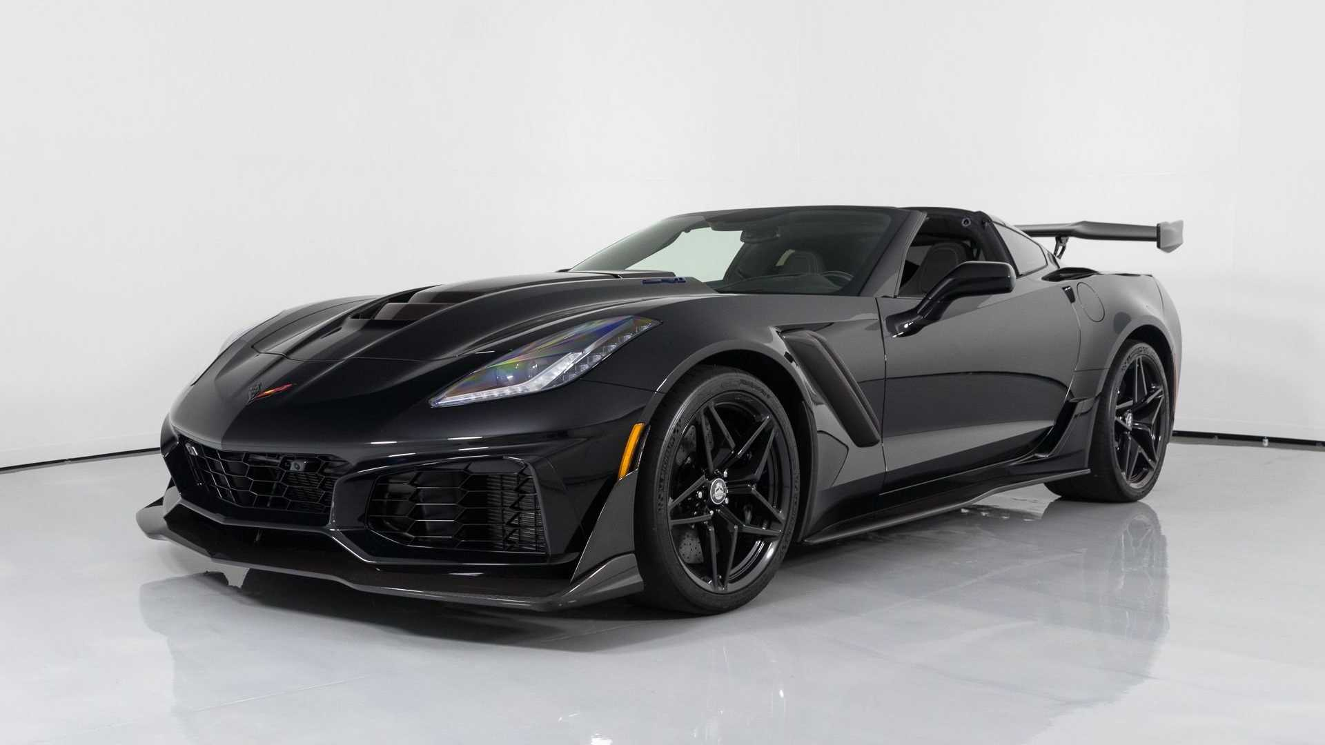 C7 Grand Finale 2019 Chevrolet Corvette Zr1 Motorious