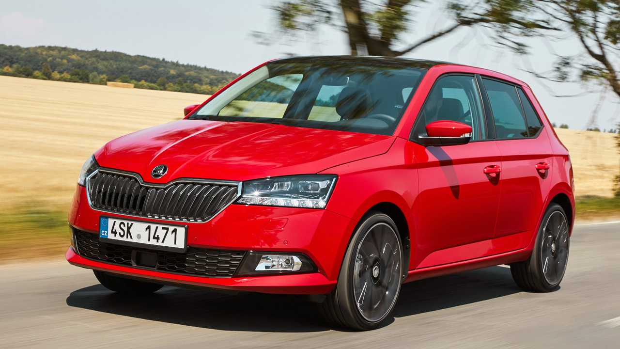Skoda Fabia - Le plus grand coffre