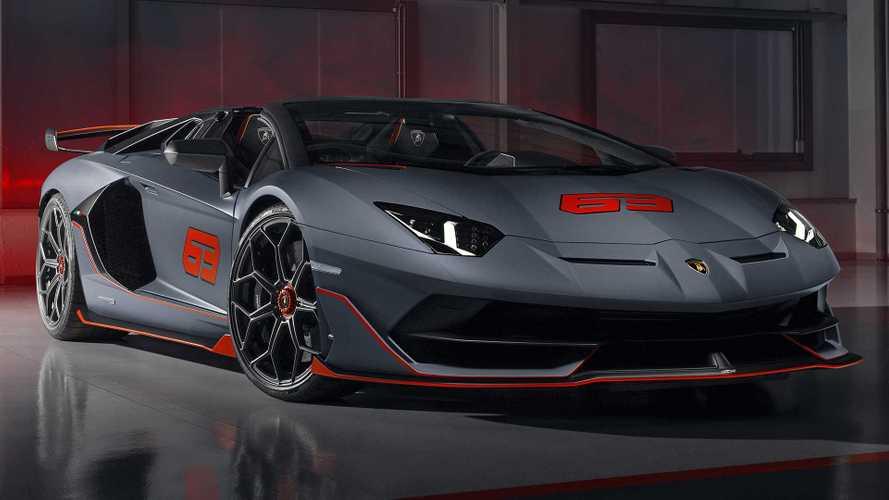 Lamborghini debuts special edition Aventador, Huracán at Monterey