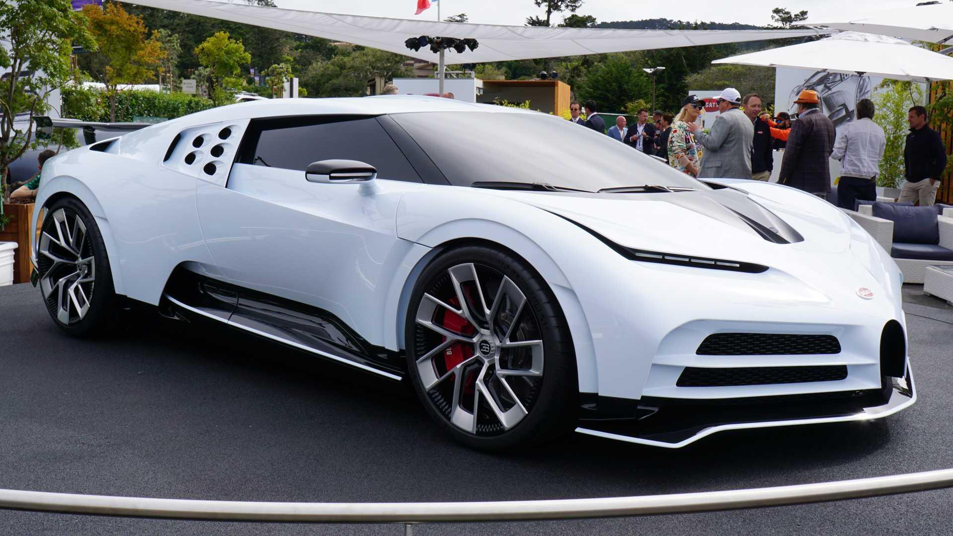 Image result for Bugatti centodieci