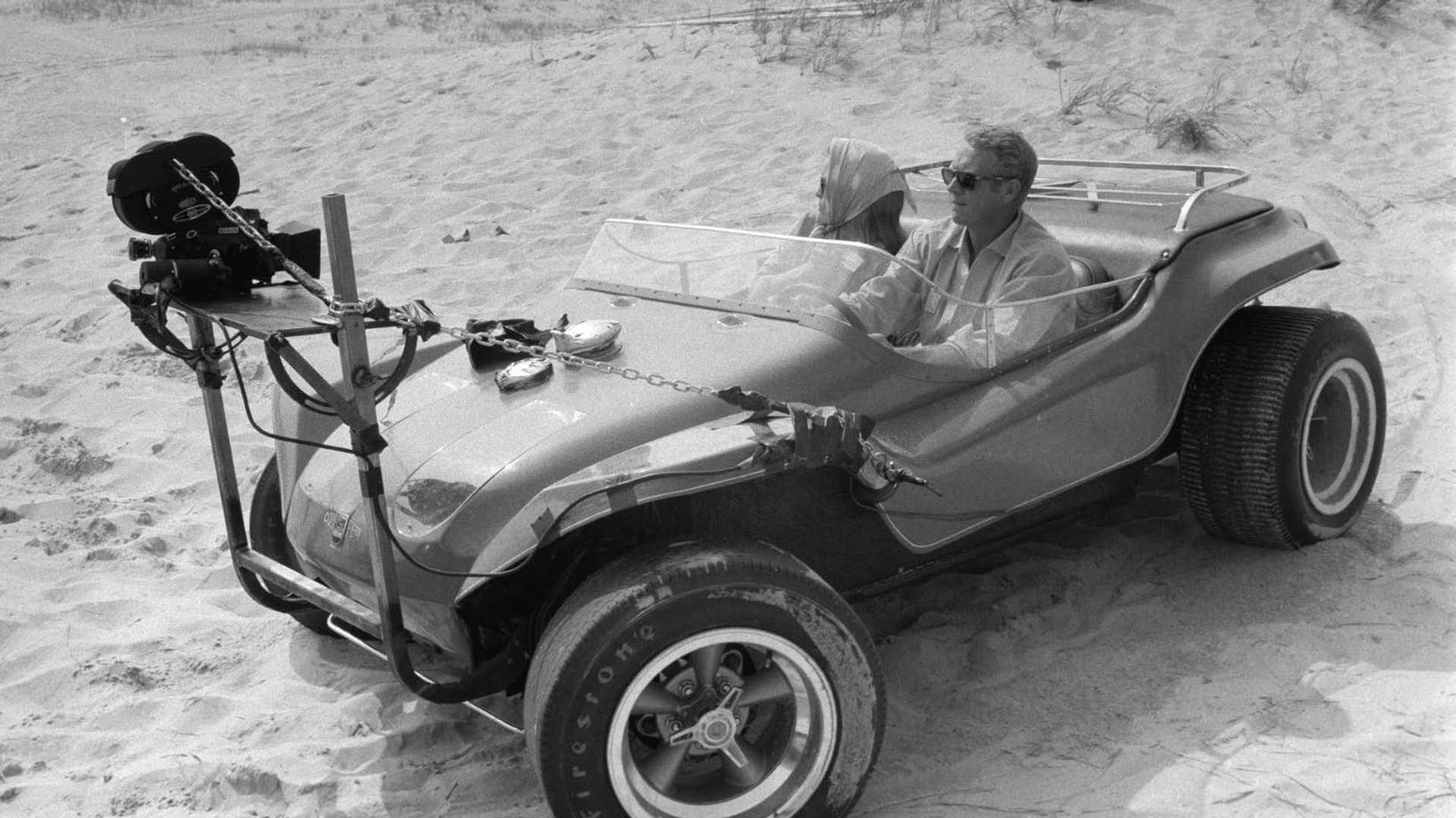 "[""Steve McQueen's 'Thomas Crown Affair' Dune Buggy Goes To Auction""]"