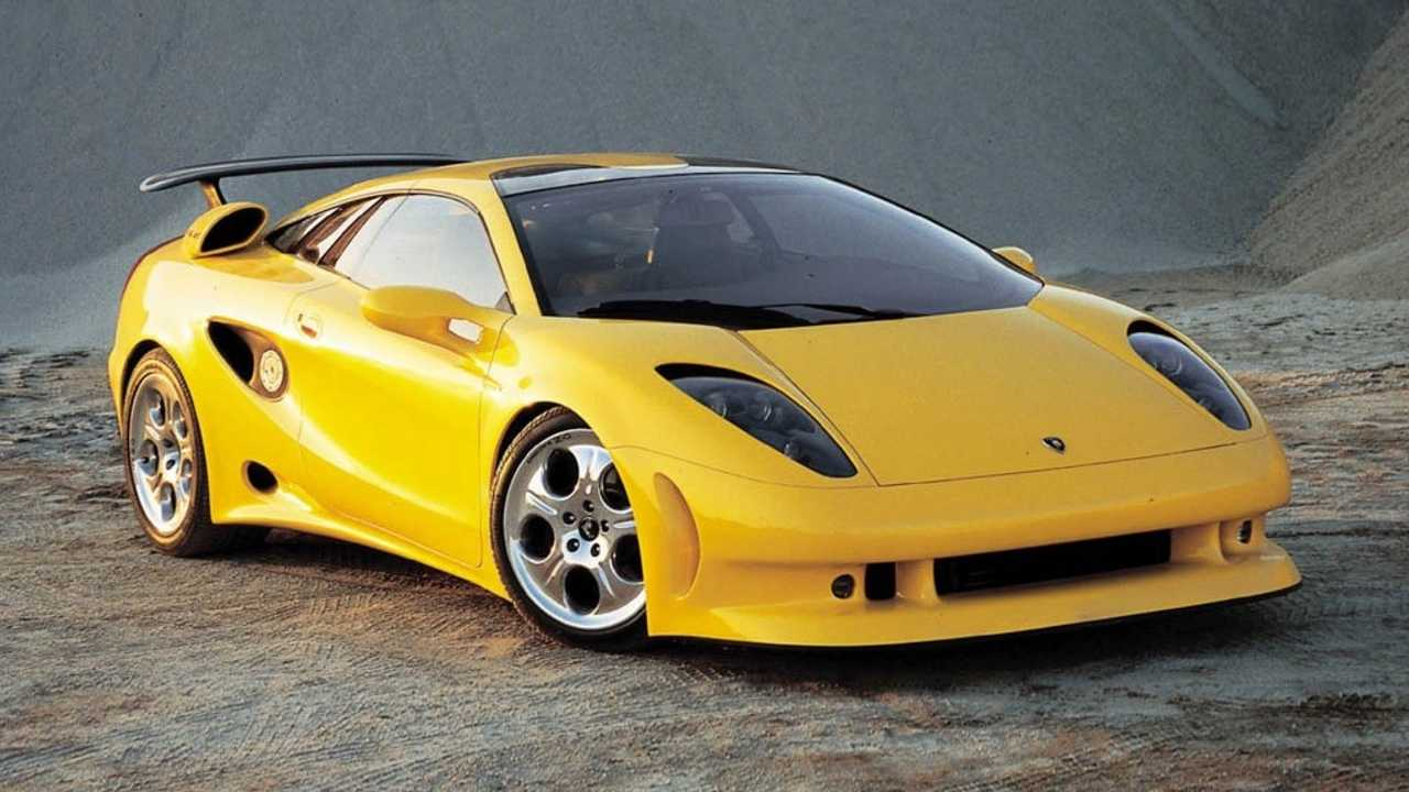 Italdesign Cala 1995
