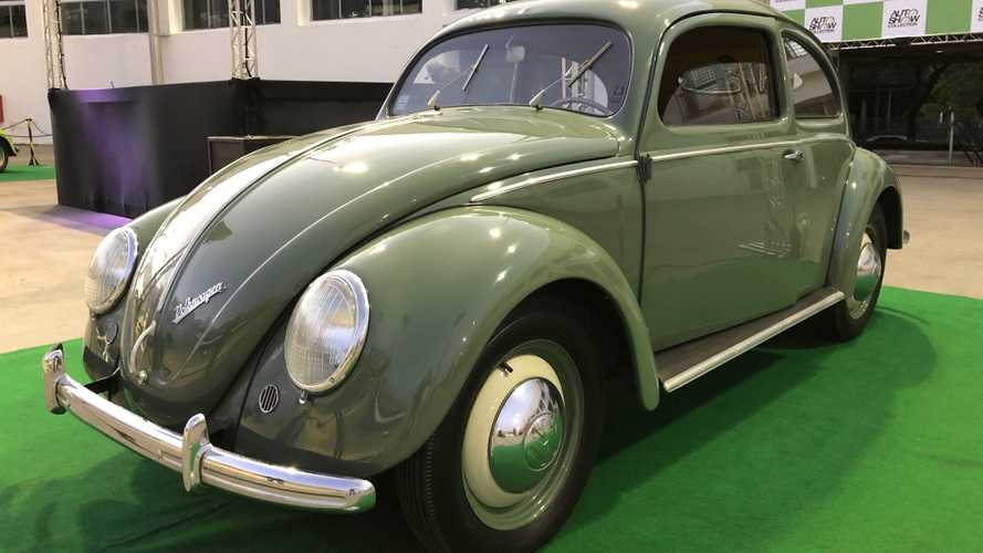 VW Fusca 1950 - Auto Show Collection