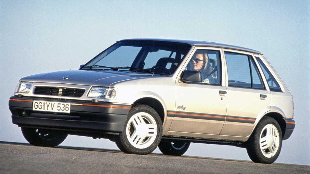 Opel Corsa Historie: Corsa A (1990)