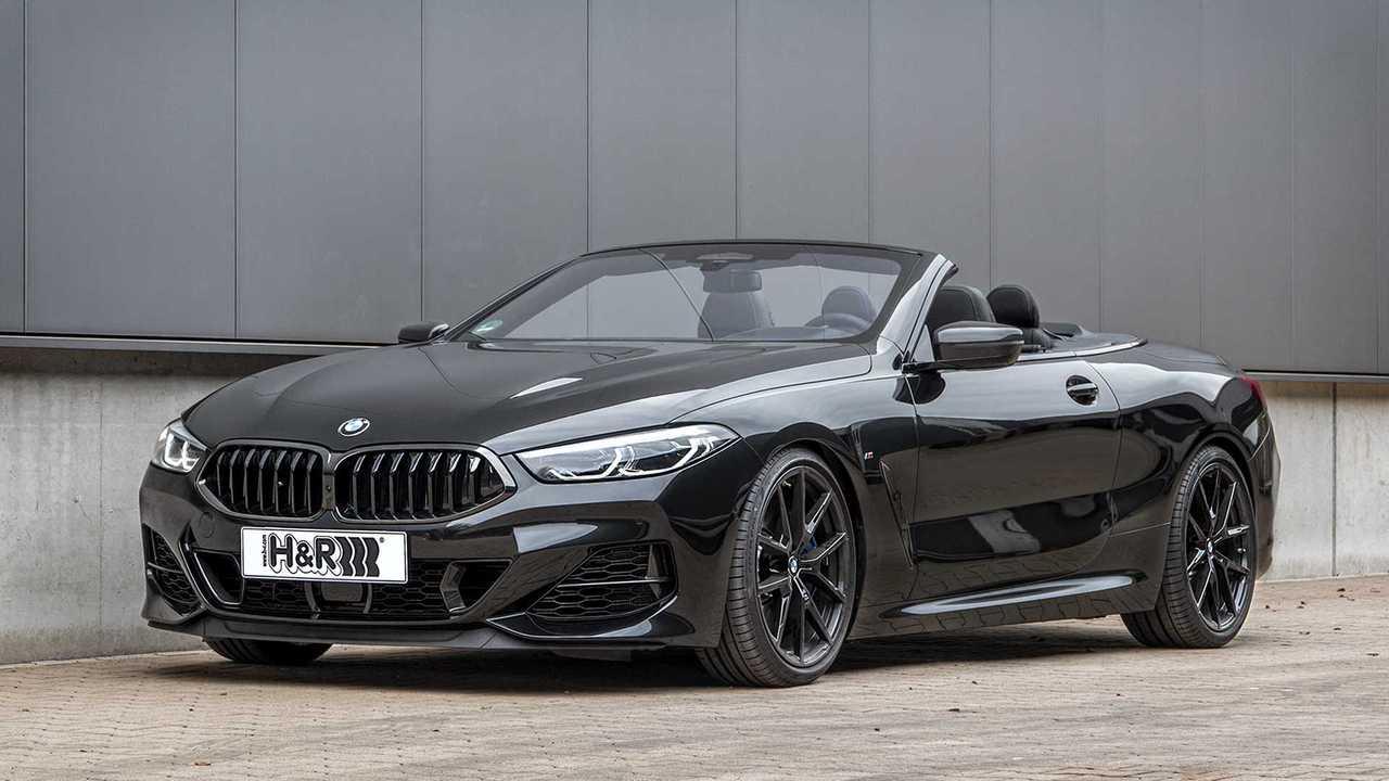 H&R BMW M850i Cabriolet