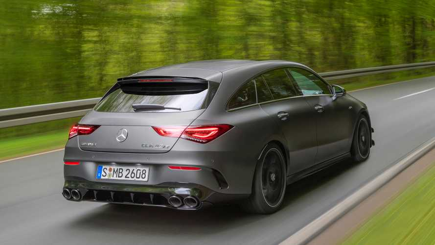 Mercedes-AMG CLA 45 Shooting Brake 2019