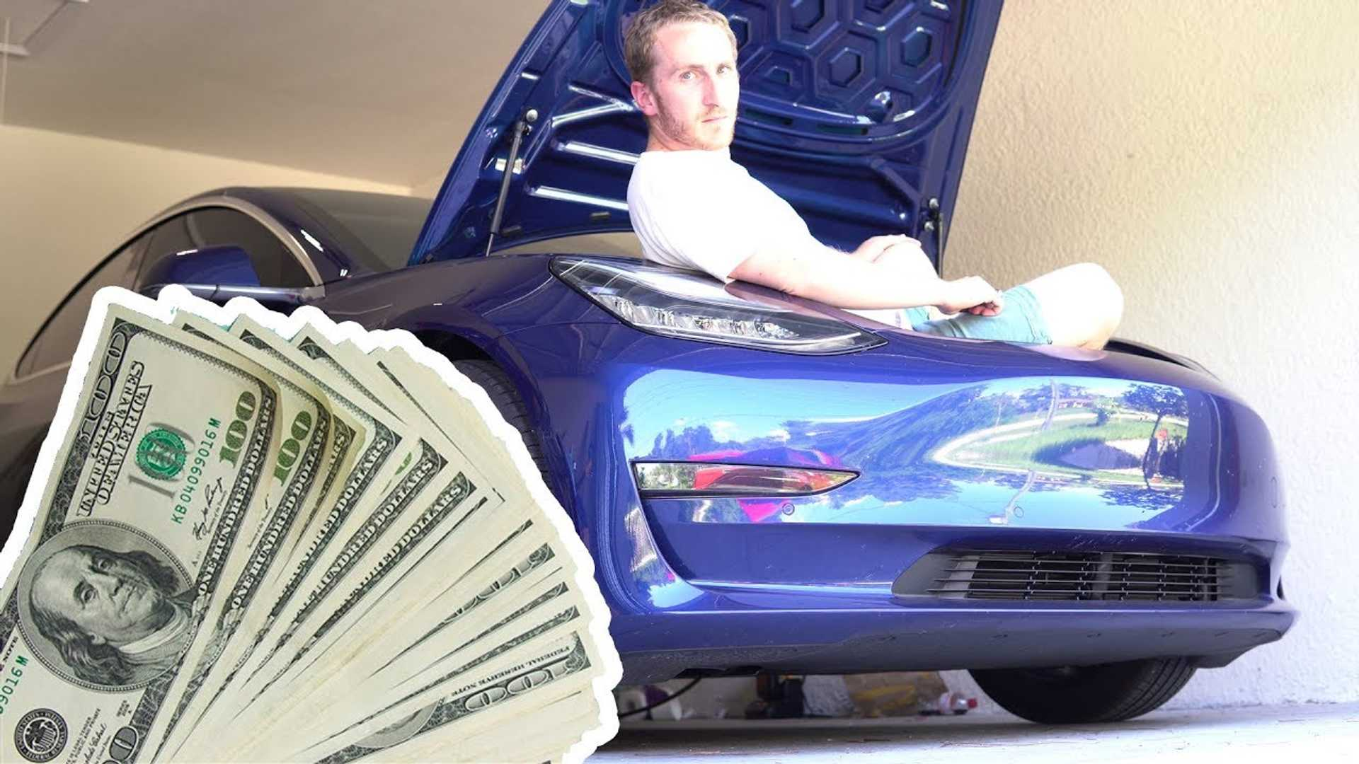 Do You Have To Be Rich To Afford A $50,000 Tesla With An $800 Payment?