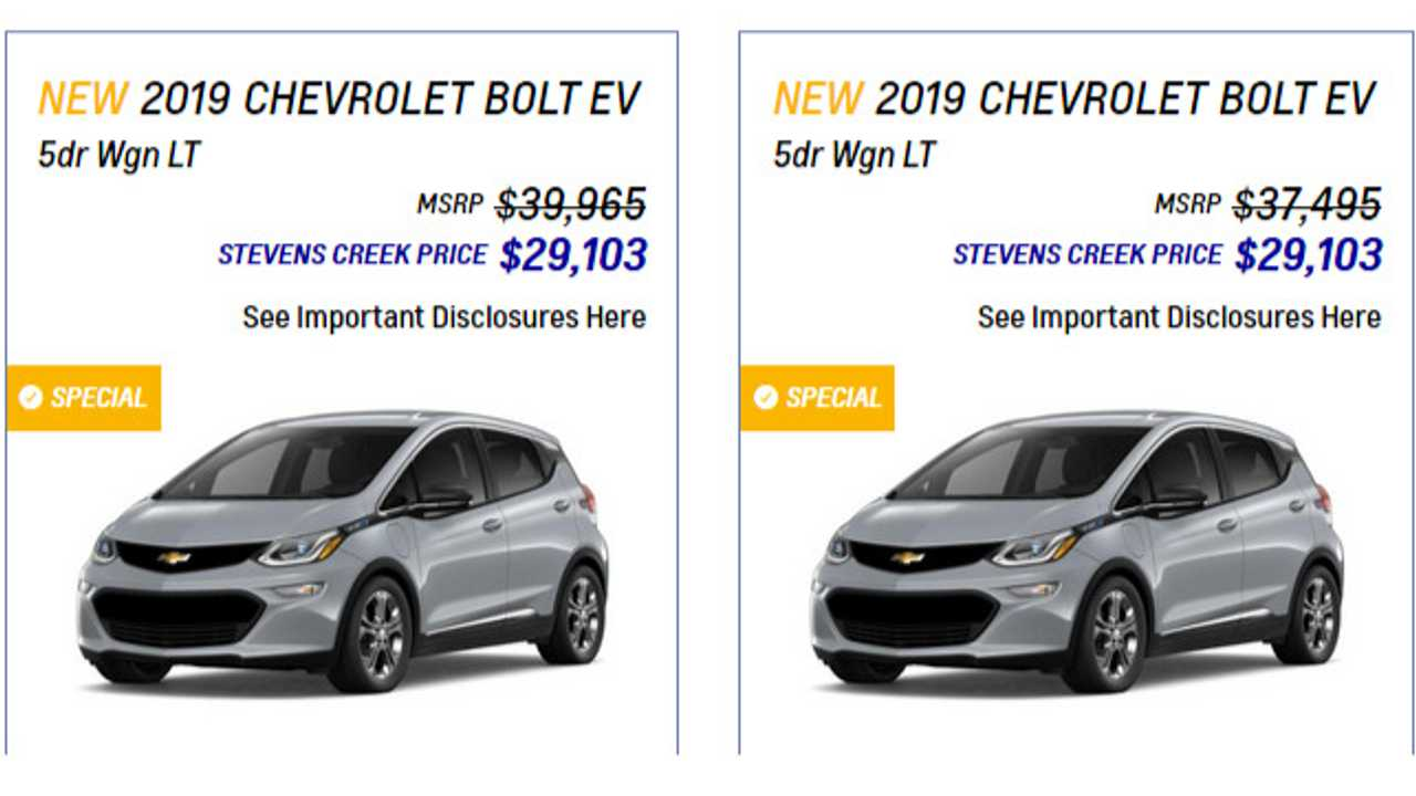 Stevens Creek Chevy >> Chevy Bolt Ev Available To Lease As Low As 106 A Month