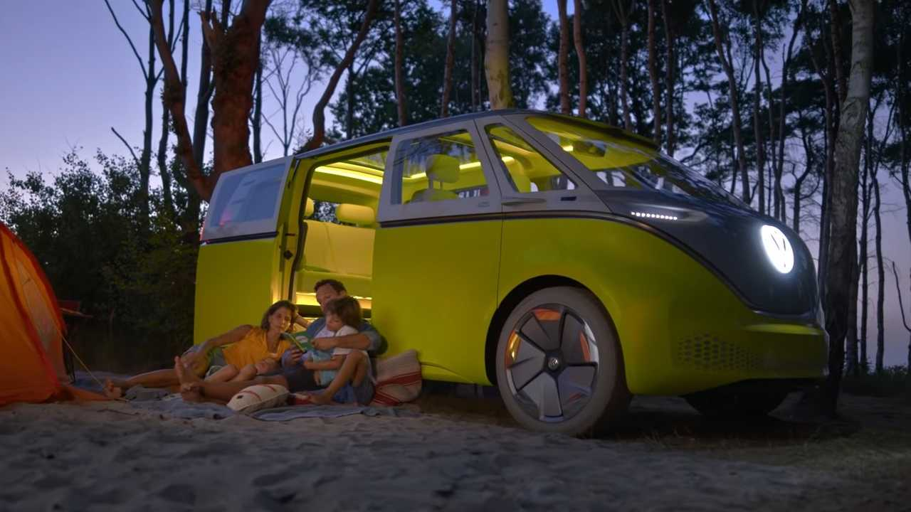 Life With The Volkswagen I D Buzz Video