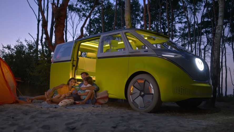 Life With The Volkswagen I.D. BUZZ: Video