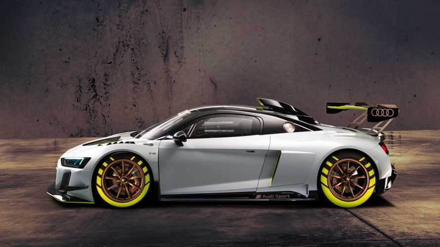 Audi R8 LMS GT2, el coche de competición para clientes con 640 CV