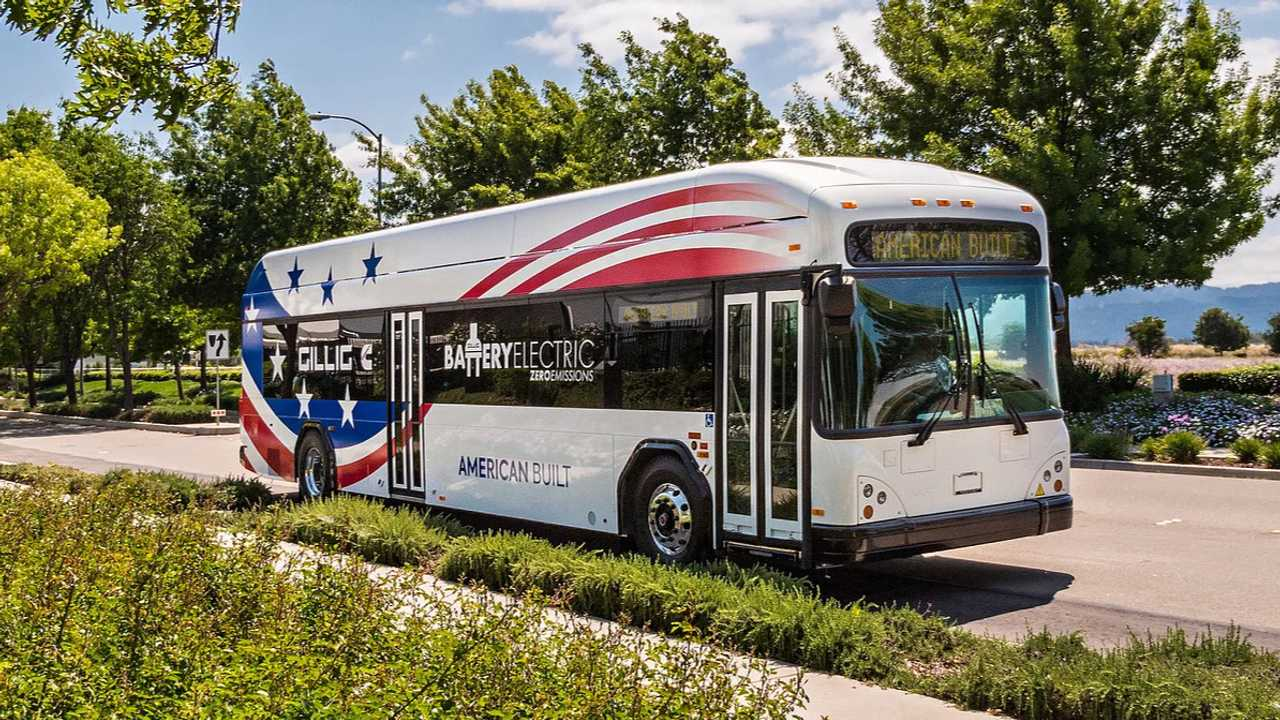 GILLIG Battery Electric Bus
