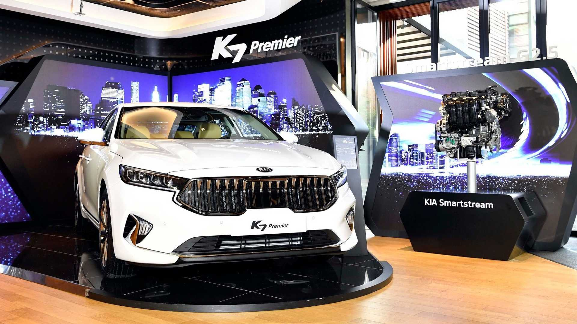 2015 - [Kia] Cadenza II - Page 2 2020-kia-k7-facelift
