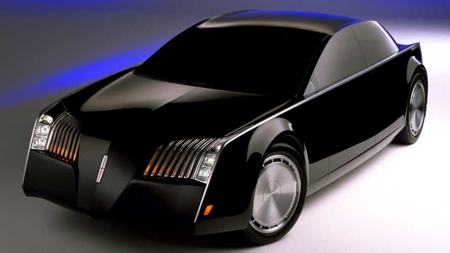1996 Lincoln Sentinel: Concept We Forgot