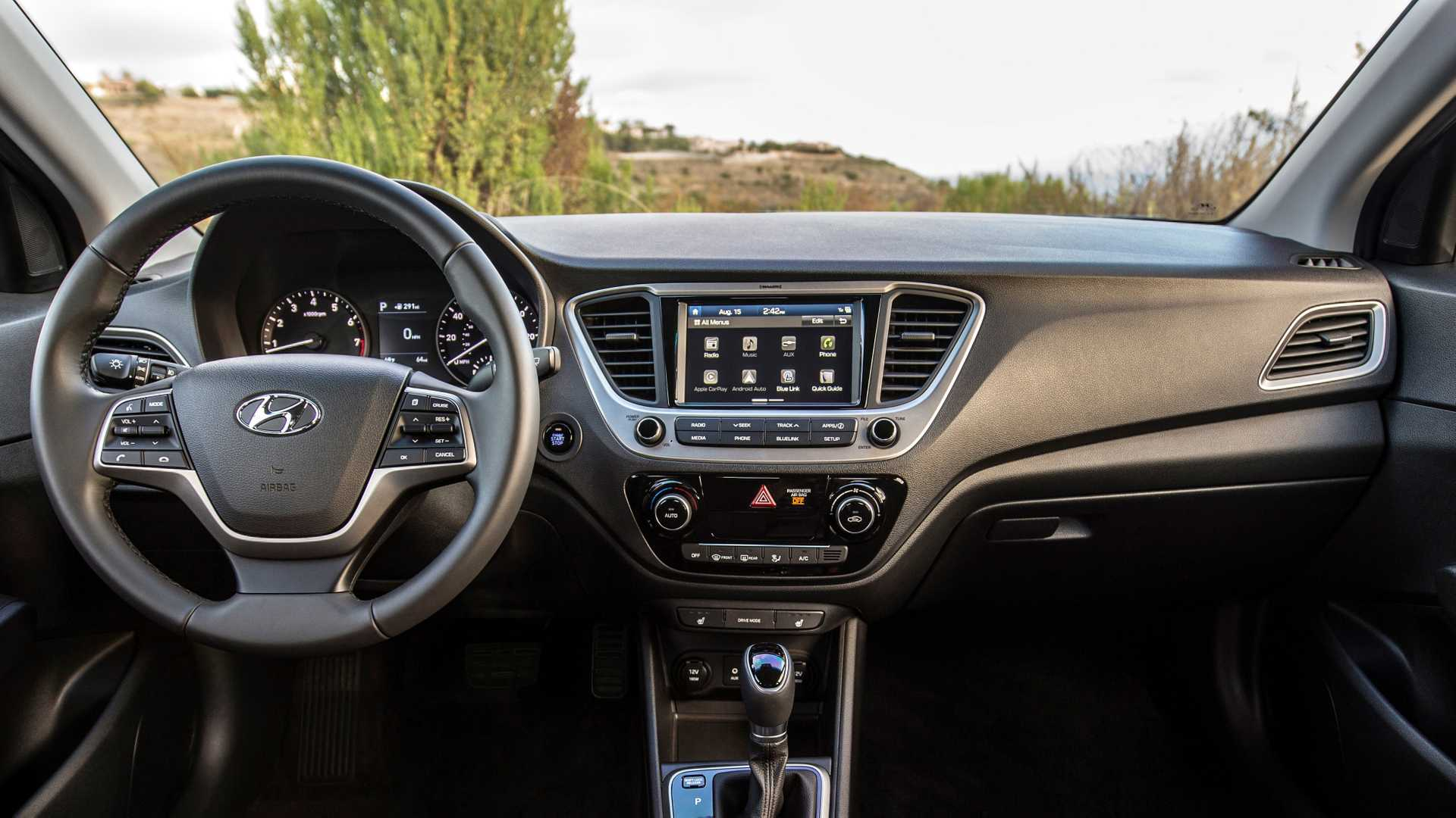 Hyundai Accent 15 Mpg >> 2020 Hyundai Accent Gets New Engine Gearbox For Better Fuel