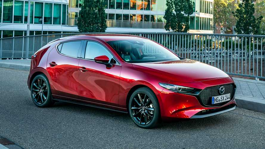 Mazda3 eletta Women's World Car Of The Year 2019