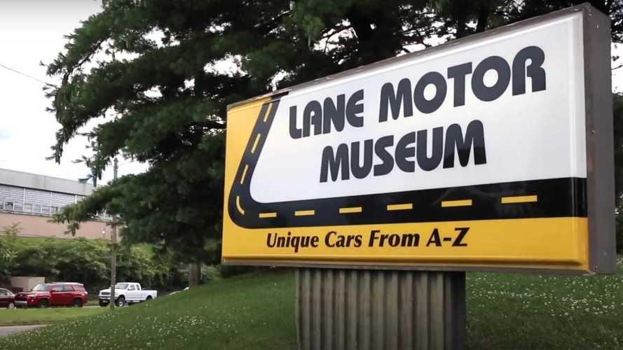 Video: A Look Inside The Lane Motor Museum In Nashville, TN