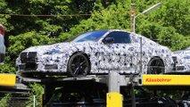 BMW 4er Coupé (2020) Erlkönig zum ersten Mal erwischt