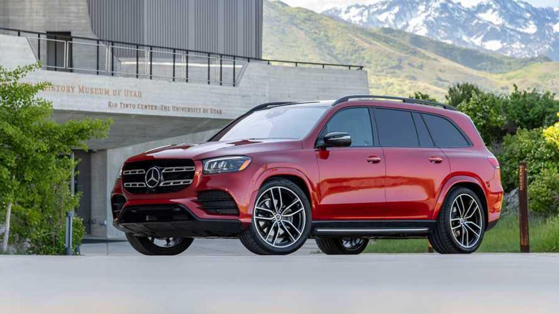 2020 Mercedes Benz Gls First Drive Best A Benz Can Get