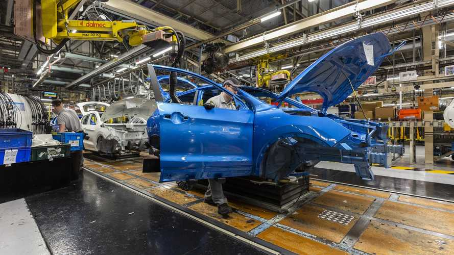 British car manufacturing falls by 20 percent in first half of 2019