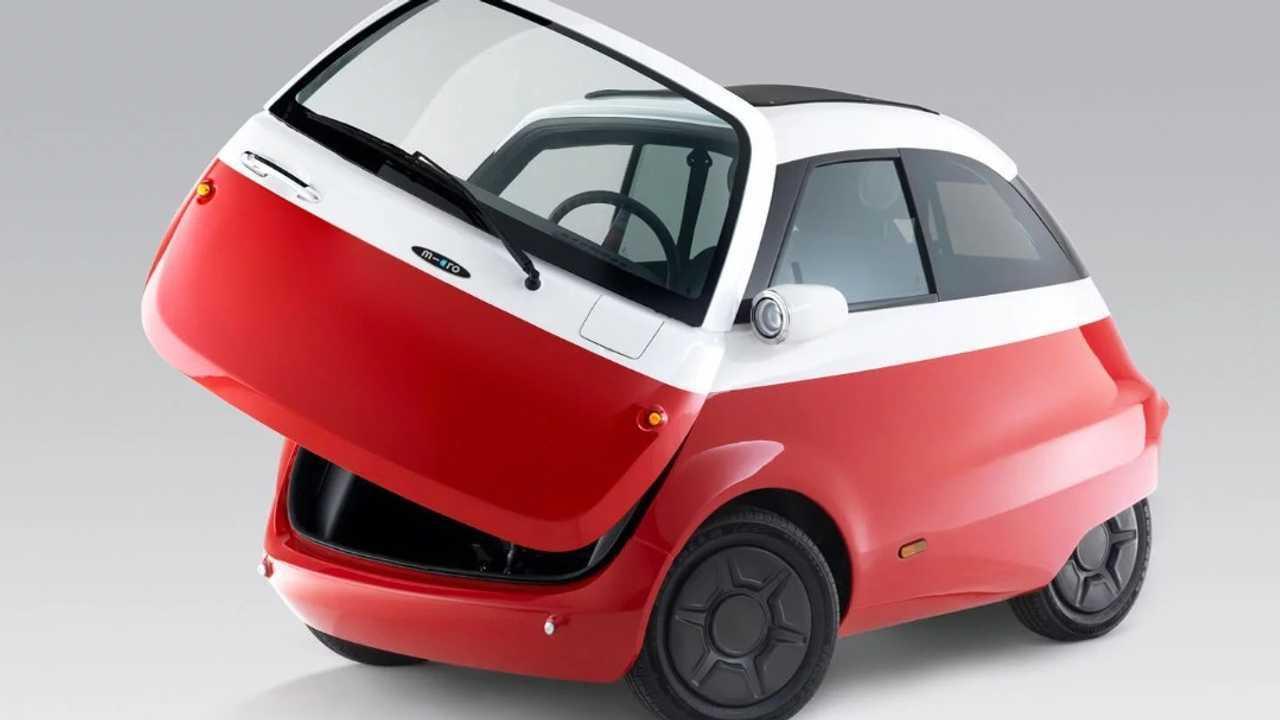 5 classic cars made EV