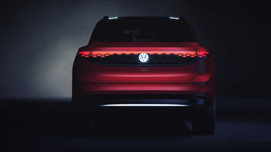Volkswagen ID. ROOMZZ, un SUV eléctrico de gran autonomía