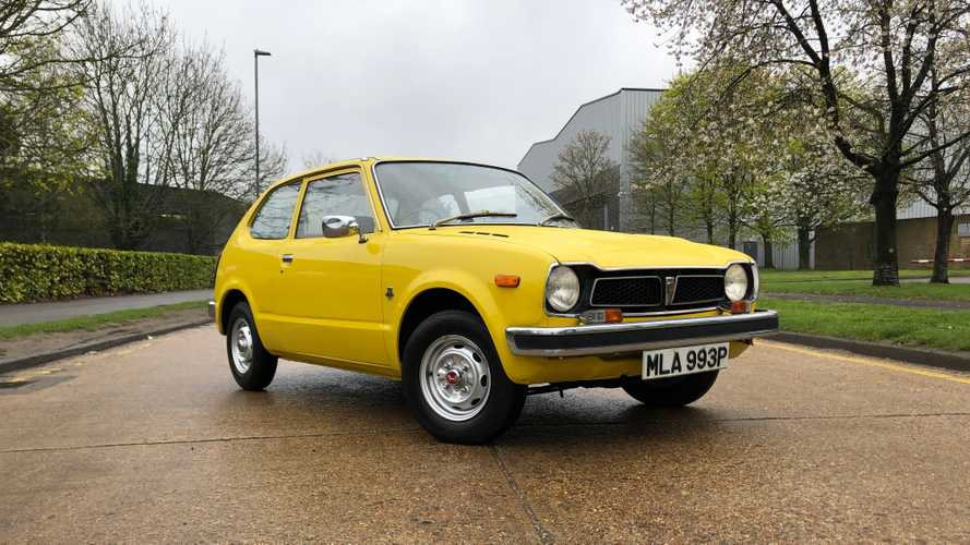 1975 Mk1 Honda Civic 1.2 Deluxe