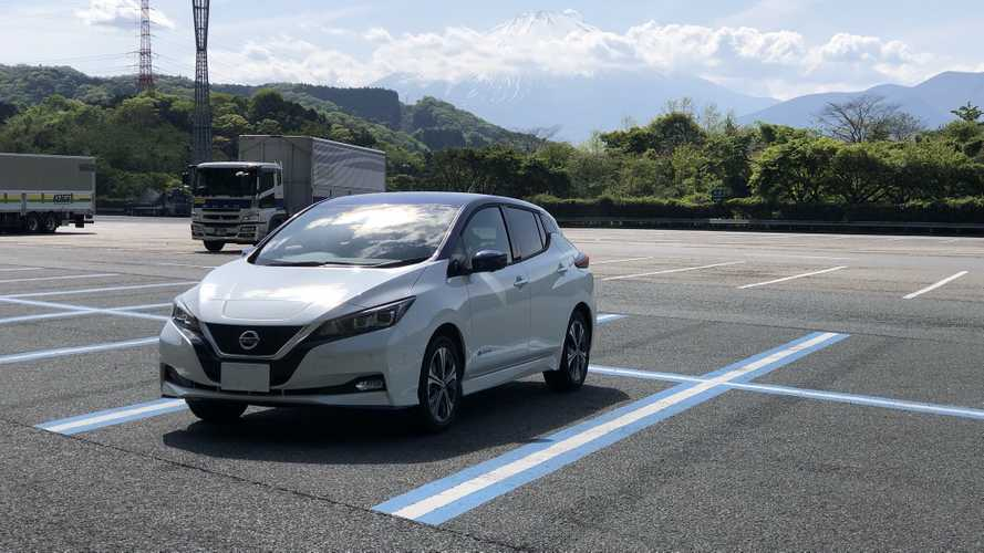 Nissan LEAF Sales In Japan Decreased In May By 38%