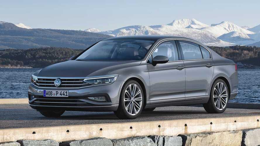 Volkswagen, yeni amblemini nihayet gösterdi